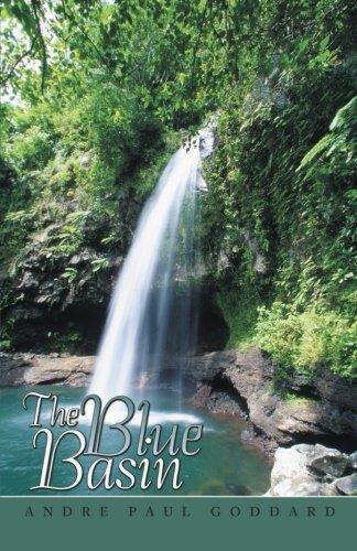 Blue Basin Waterfall (The Blue Basin)