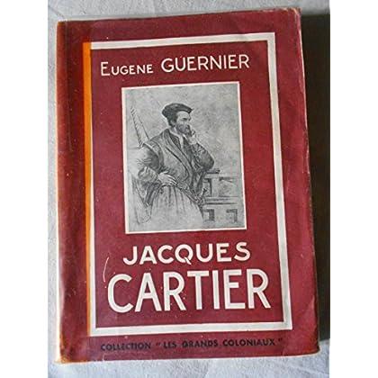 Jacques cartier et la pensee colonisatrice