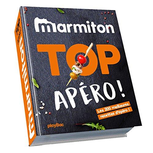 Marmiton Top Apero - Les meilleures recettes du site