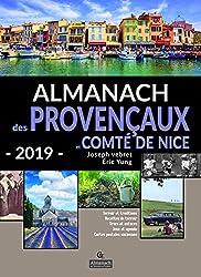 Almanach 2019 Provencaux - Comte de Nice