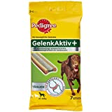 Pedigree Joint Care+ Dog Chews Large Dog with Chicken 21 x 453g (Pack of 3, Total 63 Sticks)