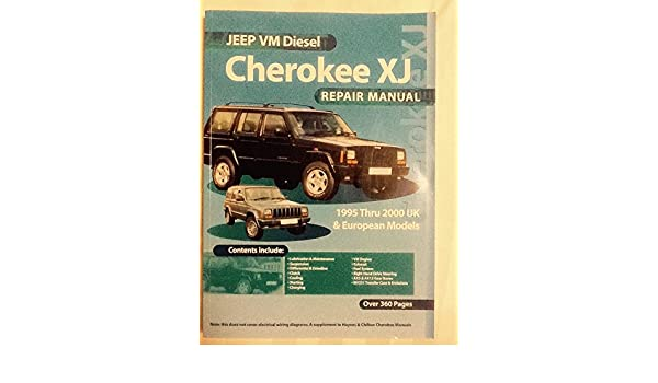 VM XJ Cherokee Jeep Manual for the 2.5 TD (Jeep manual ... Jeep Cherokee Td Wiring Diagram on jeep 2.5 engine, jeep 2.5 cooling system, jeep 2.5 clutch, jeep 2.5 parts, jeep 2.5 accessories, jeep 2.5 carburetor,