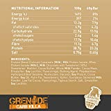 Grenade Carb Killa High Protein and Low Carb Bar, 12 x 60 g, Caramel Chaos