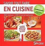 Savoir tout faire en cuisine + offre abonnement magazine Sélection - Mes meilleures recettes