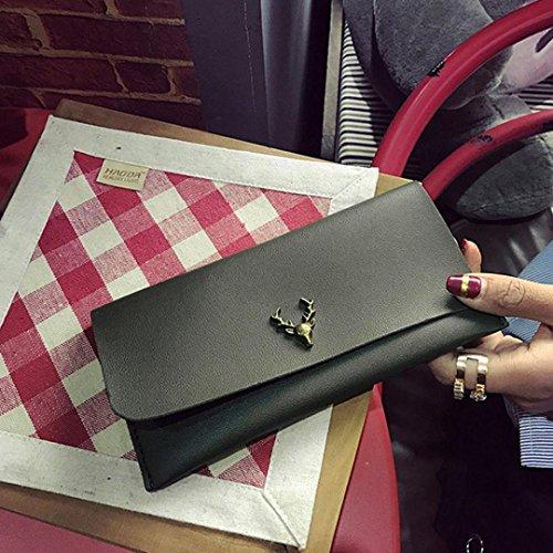 Para Comprar Barato Longra Donna Borsa a tracolla Messenger Bag (sezione trasversale) Verde Auténtica Línea Barata SnEUIXiKBW