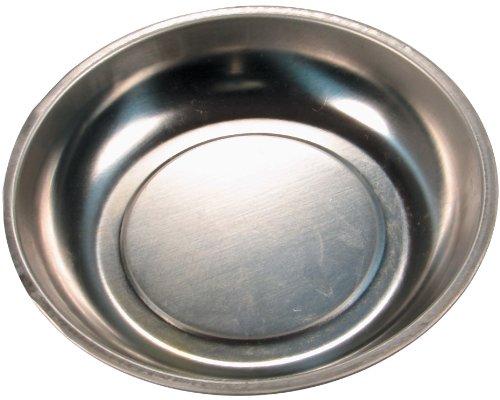 INOX Magnetschale/Werkzeugschalen Haftschale Magnetteller Magnettablett Magnethalter Magnetschüssel RUND S ø 100 mm