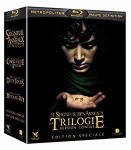 Le Seigneur des Anneaux - La trilogie [Version Longue - Édition spéciale]