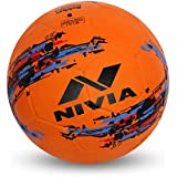 Nivia Street Football, Size 5 (Orange)