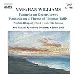 Vaughan Williams : Fantaisie Sur un Thème de Thomas Tallis - Norfolk Rhapsody N° 1...