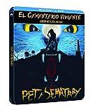 Cementerio Viviente - Edición Especial Metal (BD + DVD) [Blu-ray]