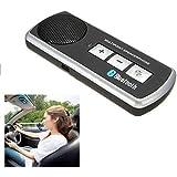 Kit mains-libres Bluetooth pour pare-soleil pour iPhone 4 4S et Samsung Galaxy S3 i9300 v2.1