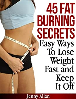 45 Fat Burning Secrets