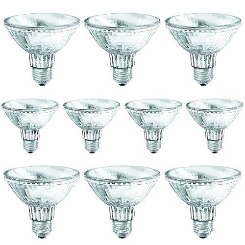 Par30 Spot (10 x Halogen Reflektor Glühbirne PAR30 E27 70W dimmbar warmweiss | Luminizer3350)