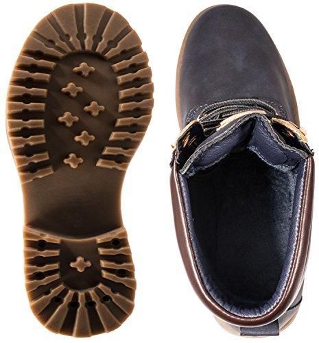 Elara - Stivali da Neve Donna Blau
