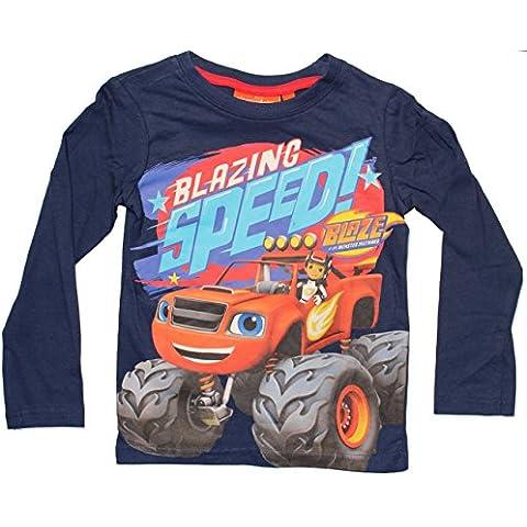 Blaze - Camiseta de manga larga - para niño