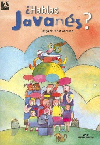 Hablas Javanes? por Tiago De Melo Andrade