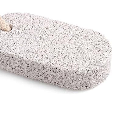 FACILLA® Oval Pumice Stone Foot Care Scruber Dead Hard Skin Callus Remover Pedicure Tool