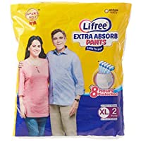 Lifree Extra Large Size Diaper Pants -2 Count