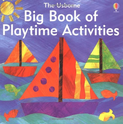 Big book of playtime activities