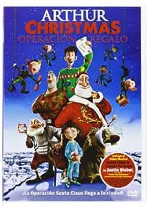 Arthur Christmas: Operación Regalo [Import espagnol]