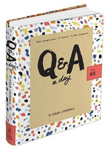 Q & A A Day For Me (Journal for Teens)