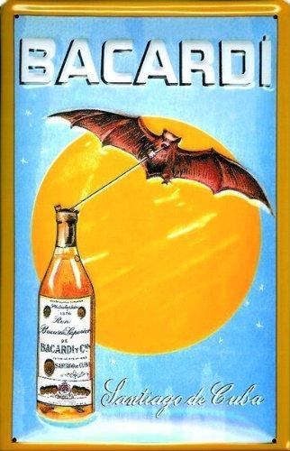 scudo-alu-art-deco-bacardi-santiago-de-cuba-con-pipistrello-giallo-300-x-200-mm