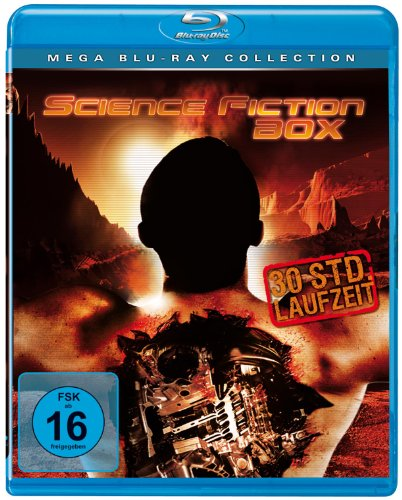 HMH Hamburger Medien Haus Mega Blu-ray Collection: Science Fiction (30 Stunden) [Blu-ray]