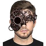 6bc8f2b37 Amazon.es: steampunk - Máscaras para adultos / Máscaras: Juguetes y ...