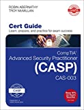 CompTIA Advanced Security Practitioner (CASP) CAS-003 Cert Guide (Certification Guide)