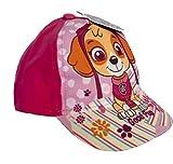 Paw Patrol Kappe Good Pup Baseball Jungen Sommer Hut Cap (Rosa, 50)