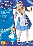 Rubies Costume officiel Alice au pays des merveilles - Pour femme, adulte
