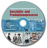 Geschäfts- und Produktionsprozesse, Lösungen, CD-ROM Praktische Lernsituationen Industrie. Einzellizenz