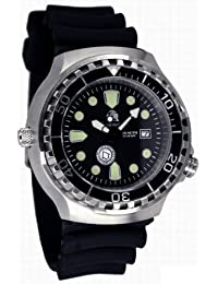 German diver watch with spec. Day indicator- Sapphire Glass T248