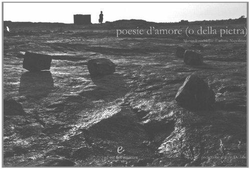 Poesie d'amore (o della pietra) (Cubi) por Martin Errichiello