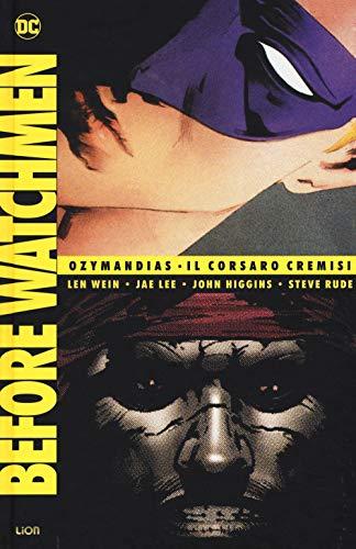Before Watchmen: Ozymandias-Il Corsaro Cremisi: 4