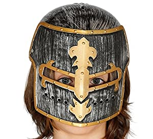 Guirca Fiestas gui13682-Casco Medieval Infantil