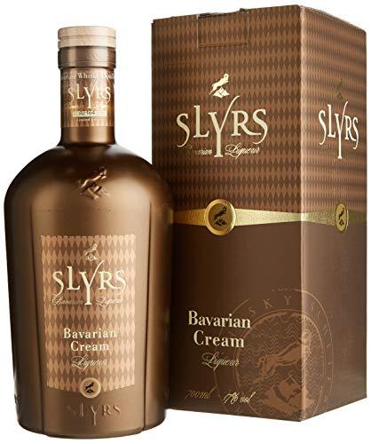 Slyrs Bavarian Cream Liqueur mit Geschenkverpackung (1 x 0.7 l)