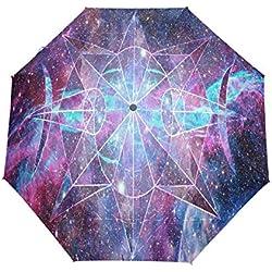 Paraguas grande cosmos