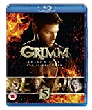 Grimm Season 5 [Blu-ray] [2015]