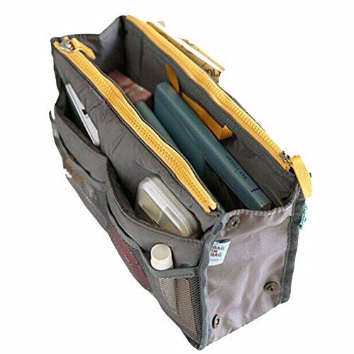 Scrox Sac Stockage Portable Voyage Multifonctions cosmétiques de Stockage des téléphones Mobiles