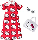 Best HELLO KITTY Fans - Barbie Fashions Hello Kitty Gray Top & Pink Review