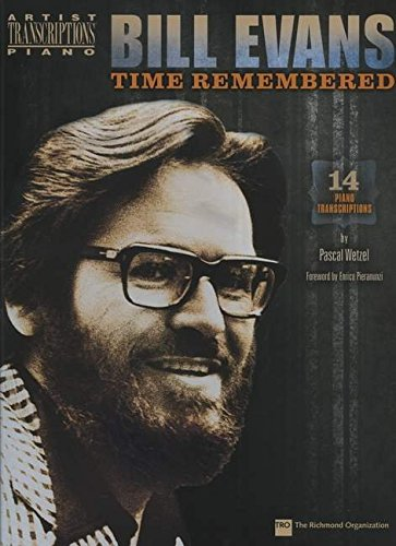 Bill evans - time remembered piano (Artist Transcriptions)