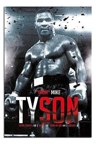 iron-mike-tyson-boxing-registrazione-poster-laminato-lucido-915-x-61cm-36-x-24-pollici