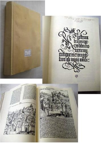LIBER CHRONICARUM (facsimil bibliofilia)