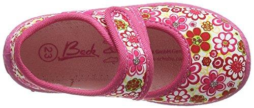 Beck Summer, Chaussons bas pour la maison, doublure froide fille Rose - Pink (06)