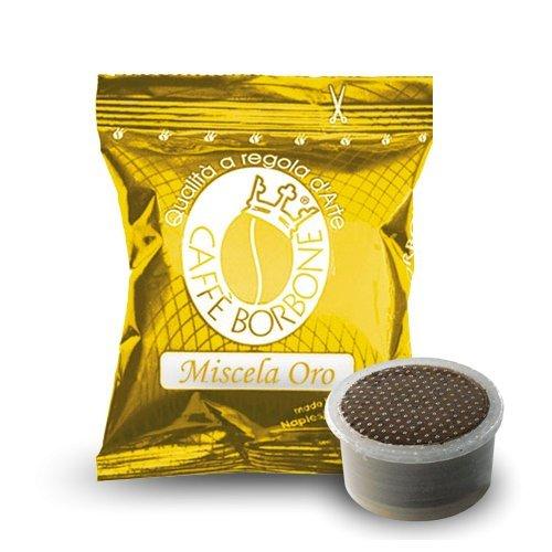 100 capsule borbone oro compatibili espresso point