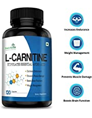 Simply Herbal L- Carnitine Tablet 500mg - (Amino Acid for M