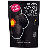 Dylon - Tinte Wash & Dye Negro Terciopelo 350 g.