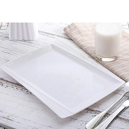 Dinner Plate,Plaque D'accentuation,Assiette D'apéritif,Dessert Plate,Salad Plate Boulettes Plat à Poisson Grillé