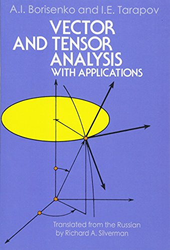 Vector and Tensor Analysis with Applications (Dover Books on Mathematics) por A. I. Borisenko